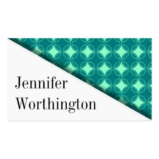 Modern Angle Premium Business Cards