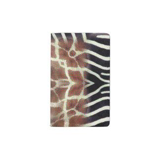Modern Animal - Handmade Notebook - Pocket
