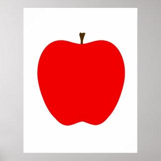 Modern Apple print
