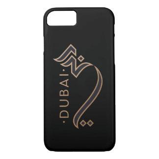 modern arabic calligraphy - Dubai iPhone 8/7 Case