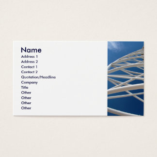Modern Architecture Business Card