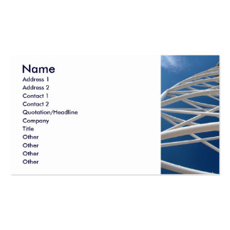 Modern Architecture Pack Of Standard Business Cards