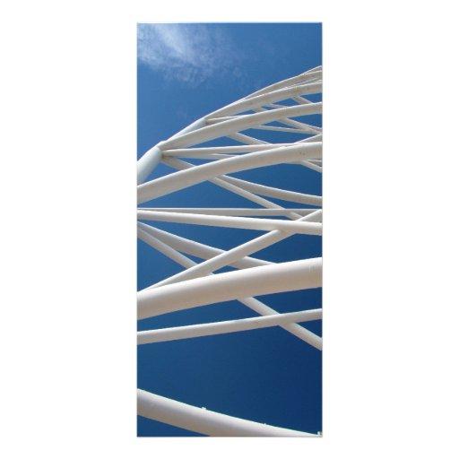 Modern Architecture Rack Card Design