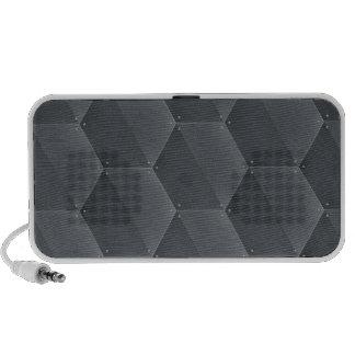 Modern Armor Pattern Speaker