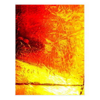 Modern Art - Abstract Art Postcard