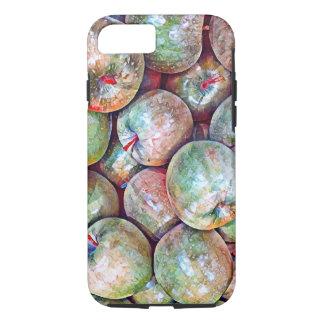 Modern art apples iPhone 8/7 case