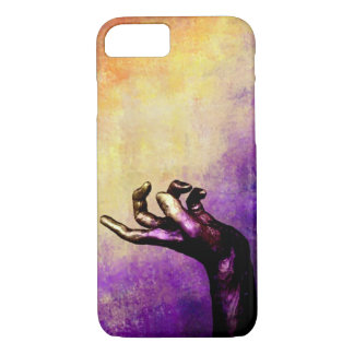 Modern Art Hand Sculpture Phone Case Design