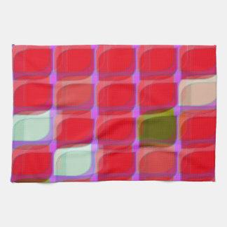 Modern Art Kitchen Towel