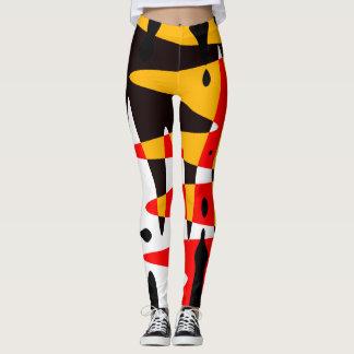 Modern Art Leggings 4 Nations Native Art Leggings