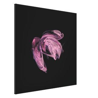 Modern Art Minimal Fractal Canvas Canvas Prints