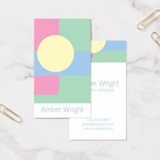 Modern Artistic Business Cards