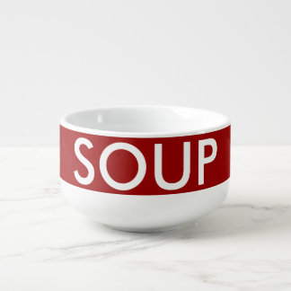 Modern Beautiful and Trendy SOUP- Soup Bowl With Handle