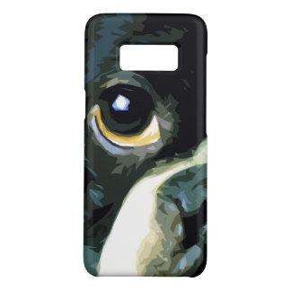 modern big Boston Terrier Case-Mate Samsung Galaxy S8 Case