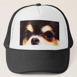 modern big Chihuahua Trucker Hat