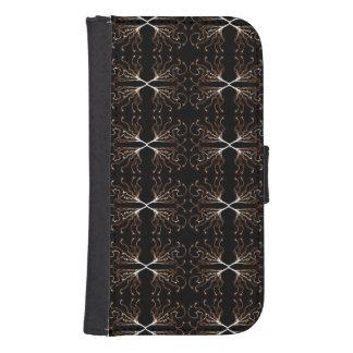 Modern Black & White, Sepia Pattern