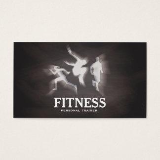 Modern Blackboard Runner Personal Trainer Fitness