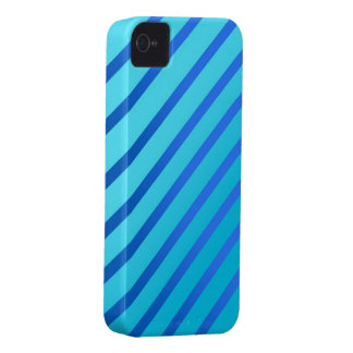 Modern Blue iPhone Case iPhone 4 Cover