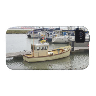 Modern Boat Traditional Style iPhone 4/4S Cover