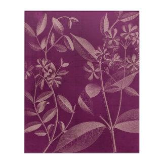 Modern Botany III Acrylic Wall Art