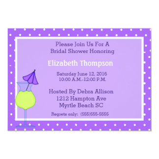 Modern Bridal Shower Invitation