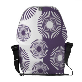 Modern Bursts Courier Bags