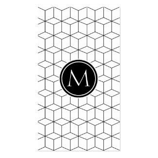 Modern Pack Of Standard Business Cards