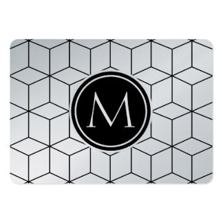 Modern Pack Of Chubby Business Cards