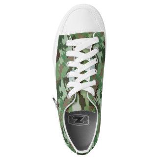 Modern Camo Comfort Low Top Shoes