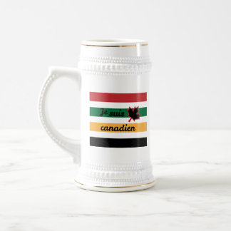 Modern Canadian Blanket (French) Stein
