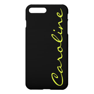 Modern Casual Monogrammed iPhone 8 Plus/7 Plus Case