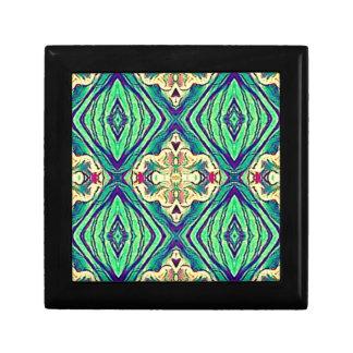 Modern Chic Pastel Pattern Gift Box