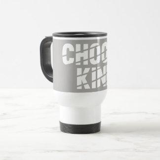 Modern Choose Kind - Inspirational Quote Gift Travel Mug