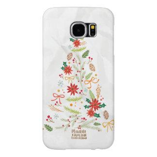 Modern Christmas Tree Case Samsung Galaxy S6 Cases
