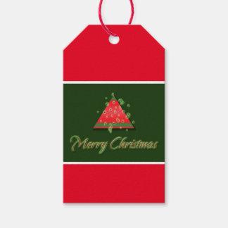 Modern Christmas tree merry christmas