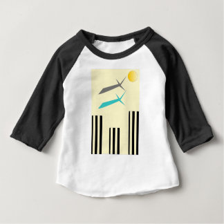 Modern city baby T-Shirt