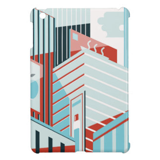 Modern City iPad Mini Covers