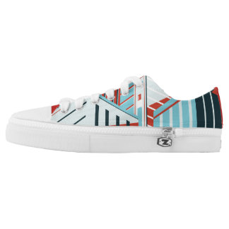 Modern City Low Tops