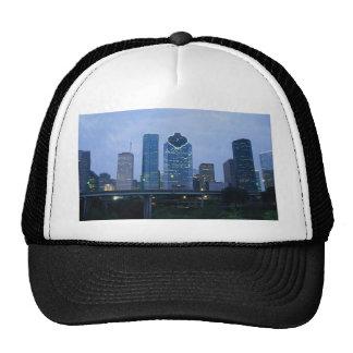 Modern city scape, southern Texas, U.S.A. Hats