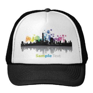 modern-city-vector jpg trucker hats
