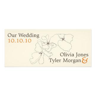 Modern Classic Wedding Invitation