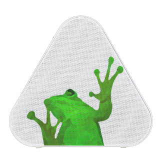 Modern Clean Frog Pieladium Bluetooth Speaker