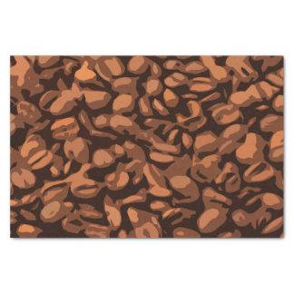 Modern Coffee Bean Tissue Paper