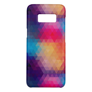 Modern Colorful Geometric Polygonal Design Case-Mate Samsung Galaxy S8 Case