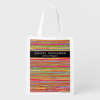 Modern Colorful Interior Designer Branding