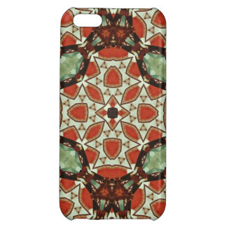 Modern colorful pattern iPhone 5C covers