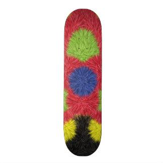 Modern colorful Pattern Skateboard Decks
