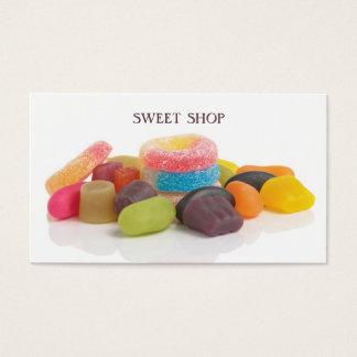 Modern Colorful Sweet Shop