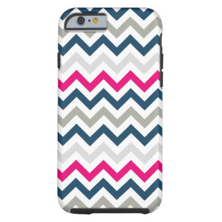 Modern Colours Chevron Zigzag iPhone 6 case Cover Tough iPhone 6 Case