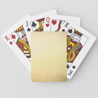 Modern Cool Design Playing Cards