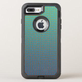 Modern Cool Unique Square Pattern OtterBox Defender iPhone 8 Plus/7 Plus Case